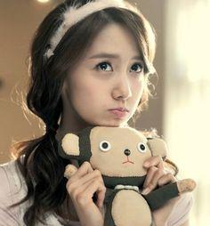 She name's Yoona. My idol