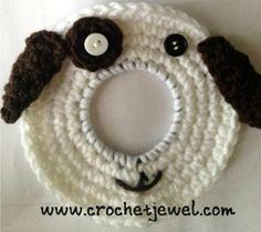 Crochet Camera Lense Friends/Buddy | WonderfulDIY.com