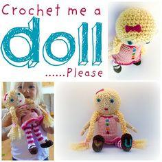 craft, knit crochet, toy, crochet doll, crochet project, doll crochet, crochet patterns, document preview, amigurumi patterns