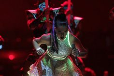 Katy Perry performs her 'Prismatic' tour at the Wells Fargo Center in Philadelphia