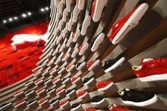 Puma premium store by Plajer & Franz Studio, Osaka - Japan