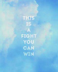• fight •