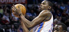 Kevin Durant - Oklahoma City Thunder - Tony Parker - San Antonio Spurs - LeBron James - Cleveland Cavaliers