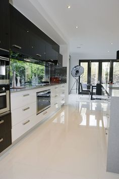 polished white floor tile £24 92 m crazy or good idea? marvelousoutstanding 35 outstanding porcelain tile kitchen floors ideas decortip com