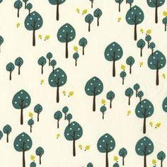 Birch Fabrics - Tree Meadow