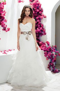 1751 gown from the 2013 Mikaella collection