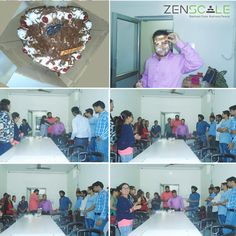 #birthday #celebration #zenscale #officelife