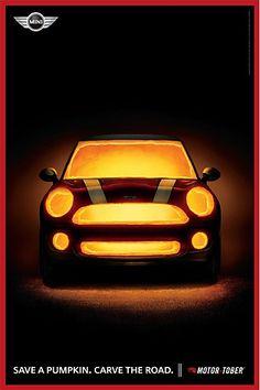 MINI Motortober #posters #ad #print