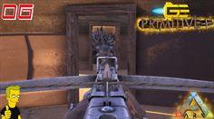 ARK Gaming Evolved Primitive Plus YURT TAMING TRAP!! S1 E6