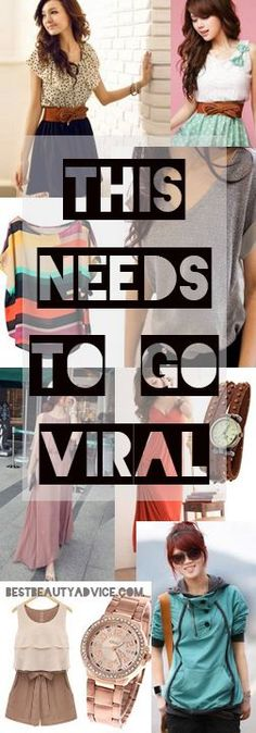 I love sharing good websites! This one will change how you shop! Cheapest/cutest/most fashionable clothing. Seriously! Everything I saw was $3-20. AHHH! Spread the word!