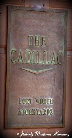 The Cadillac
