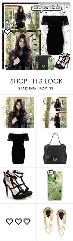 """""""Dark, Mysterious Beauty // Yoins"""" by angelstylee ❤ liked on Polyvore featuring Old Navy, Casetify, Retrò, yoins, yoinscollection and loveyoins"""