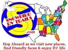 Exploring the major East Coast Snowbird RV Routes, campgrounds, restaurants and a little Workamping as well. Travel Songs, Rv Travel, Costa, Rv Parks And Campgrounds, Rv Campers, Happy Campers, Rv Life, East Coast, Trip Planning