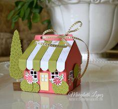 Tiny House Papertrey Ink  marybethstimeforpaper.blogspot.com