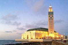 Casablanca, San Francisco Ferry, Morocco, Places To Go, Building, Travel, Viajes, Buildings, Destinations