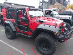My Jeep at Cars & Coffee,. Bethlehem pa