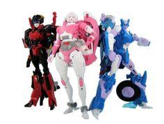 Transformers Rescue Bots Arcee, Chromia & Solus Prime - Pesquisa Google