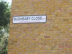 London Street Name