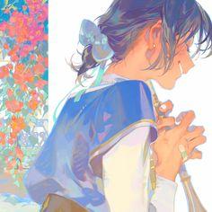 Anime Art Girl, Manga Art, Pretty Art, Cute Art, Art Sketches, Art Drawings, Art Reference Poses, Character Design Inspiration, Art Tutorials