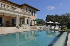 Property Of Extraordinary Country House
