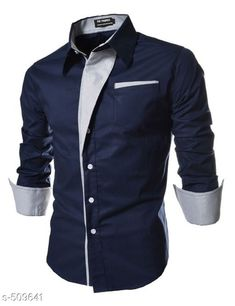 Shirts Classy Solid Satin Cotton Men's Casual Shirt Fabric: Satin Cotton Sleeves: Full Sleeves Are Included Size: M- 38 in L- 40 in XL- 42 in Length: Up To 26 in Type: Stitched Description: It Has 1 Piece Of Men's Casual Shirt Pattern: Solid Country of Origin: India Sizes Available: M, L, XL, XXL   Catalog Rating: ★4 (457)  Catalog Name: Men's Partywear Satin Cotton Casual Shirts Vol 2 CatalogID_56227 C70-SC1206 Code: 654-509641-0411