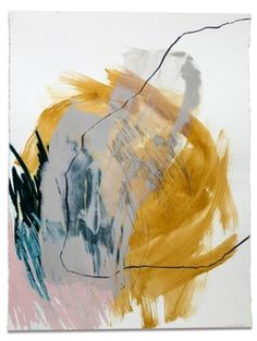 Heather Day. Athen B. Gallery, Oakland #abstractart