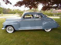 1948 Plymouth Special DeLuxe   eBay