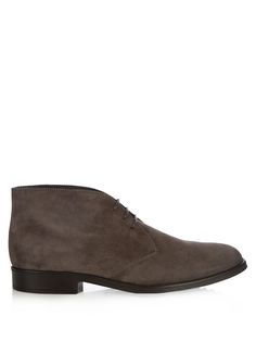 Click here to buy Tod's Polacco suede chukka boots at MATCHESFASHION.COM