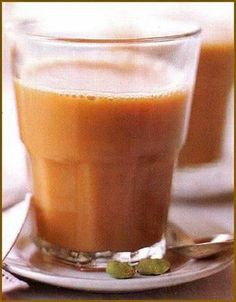 Chai Tea with Soy Milk Recipe. Enjoy hot or over ice.