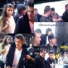 Yayyy one direction in New York!!!!!! Look who I see @Eleanor Calder!!!! Yayy! So happy their in America!-Amelia