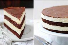 Шоколадный торт «Милка». Этот торт станет твоим любимым десертом