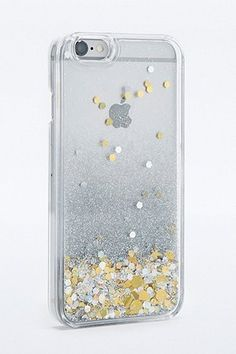 Water and Glitter iPhone 6 Case. For the best of art, food and travel head to www.theculturetrip.com