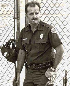 "Jack Nicholson en ""La Frontera"" (The Border), 1982"
