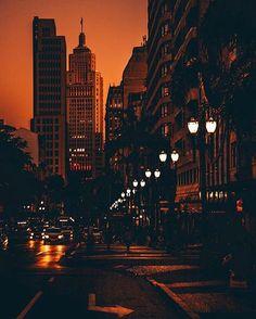 San Paul, Brazil Cities, Urban Concept, Fotos Goals, City Wallpaper, City Aesthetic, City Streets, Photos, Pictures