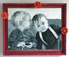 D és M gyerekkorukban nem ismerték egymást. Nem készülhetett róluk olyan fotó, amin egymás mellett ülnek egy kanapén. Akkor még nem piszkálta D a telefonját, és nem mondta nevetve M-nek: bocsi, egy pillanat, csak ezt gyorsan még belájkolom. D és M felnőtt. Szeretik…