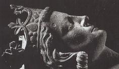 Carloman Martel (751 - 771) Roi de France, frère de Pepin III   Les Tombeaux Carolingiens St Denis  (35 ggf)