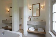 badkamer idee 2 wastafels