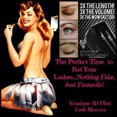 Happy Monday... I have some 3D mascaras in stock, who wants them? Message me Http://www.bhamlashes.com