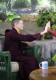 Oprah is joined by best-selling author and Tibetan Buddhist nun Pema Chodron for an uplifting conversation about her spiritual journey and how we can all move closer to living fuller, more conscious lives.