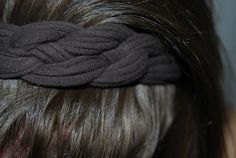 Crafty Teacher Mom: DIY T-shirt Sailor Knot Headband Tutorial