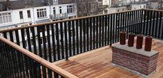 Balcony Design, Balcony Ideas, Amsterdam, Rooftop, Terrace, Deck, Backyard, House Design, The Originals