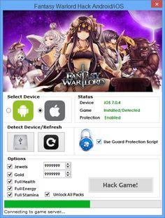 Fantasy Warlord Hack Fantasy Warlord Hack Android/iOS - HacksBook http://www.hacksbook.com/fantasy-warlord-hack/