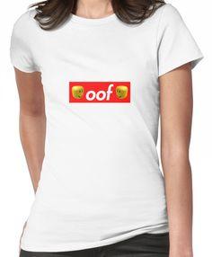 0c62fe1ce908 Roblox Oof! Women s T-Shirt Roblox Oof