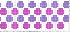 Dots Knitting Charts, Knitting Stitches, Knitting Yarn, Knitting Patterns, Crochet Patterns, Filet Crochet, Crochet Chart, Knit Crochet, Mochila Crochet