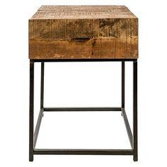 NEW Casa Uno Manhattan Side Table