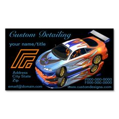 275 best auto detailing business cards images on pinterest autos custom auto detailing business cards colourmoves