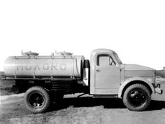 АЦПТ 1.8 (АЦ-18) на шасси ГАЗ 51А