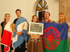 """Pelo segundo ano consecutivo, Santo André recebe parte da programação do """"13º Festival Internacional de Folclore e Arte Popular"""", que acontece em toda região do Grande ABDC."""