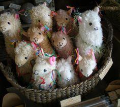Adopt a llama. Little Llama Decorated with Tassles .Just like the Llamas of Fox Hill! Mystery Llama with Adoption Certificate by FoxHillLlamas on Etsy Alpacas, Red Oak Stain, Quilt Ladder, Adoption Certificate, Llama Birthday, Collage Techniques, Llama Alpaca, Lana, Nursery Decor