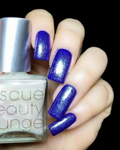 R29 + Rescue Beauty Lounge collection swatches and review!